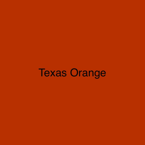 Siser EasyWeed HTV Texas Orange