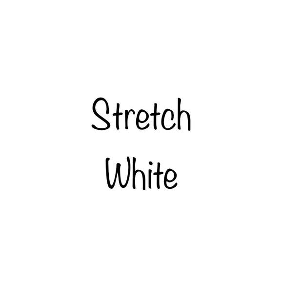 Siser EW Stretch  White