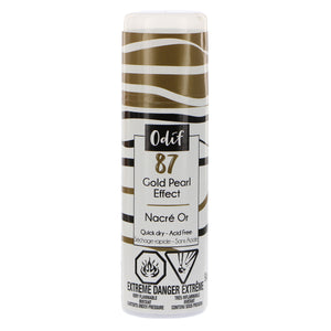 Odif Pearl Effect Spray - Gold