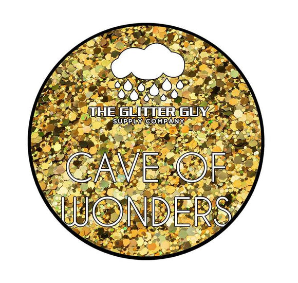 Cave of Wonders Holographic Glitter