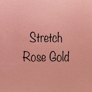 Siser EW Stretch  Rose Gold