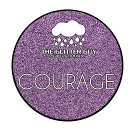 Courage Holographic Glitter