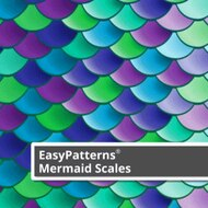 Siser Easypattern Mermaid Scales HTV