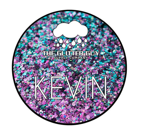 Kevin Color Shifting Glitter