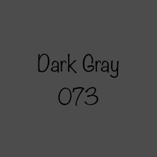 Oracal 651 Permanent Vinyl Dark Grey (073)
