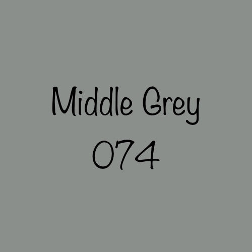 Oracal 631 Removable Adhesive Vinyl Middle Grey (074)