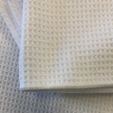 Polyester Waffle Weave Tea Towel