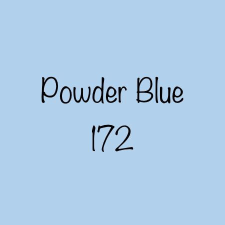 Oracal 631 Removable Adhesive Vinyl Powder Blue (172)