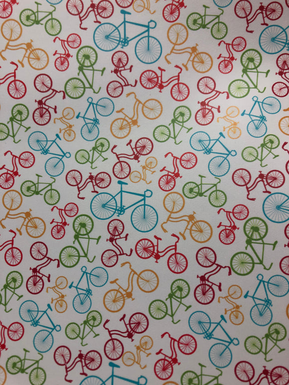 Bicycles Faux leather