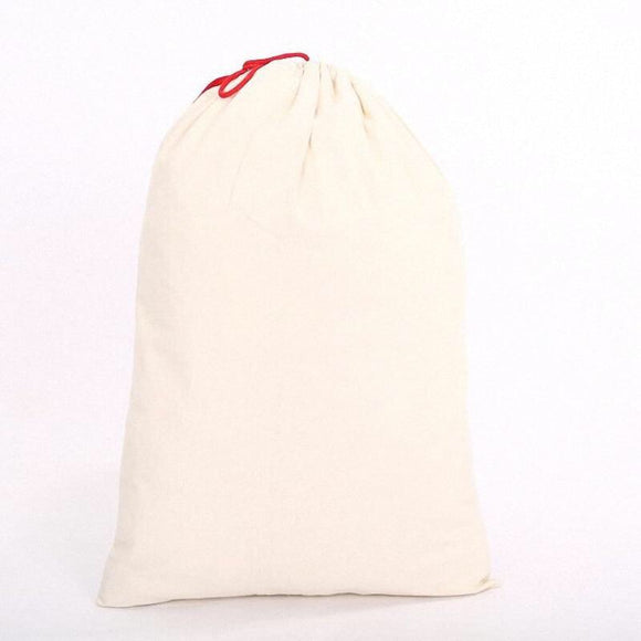 Santa Sack Natural -  Blank - No Design