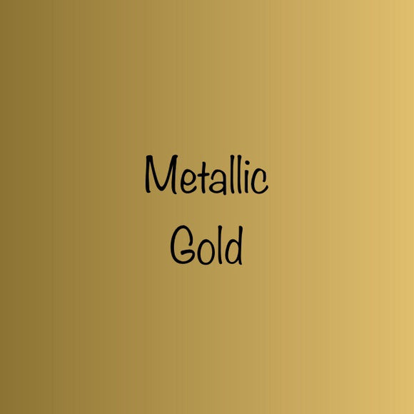 Siser Metallic Gold