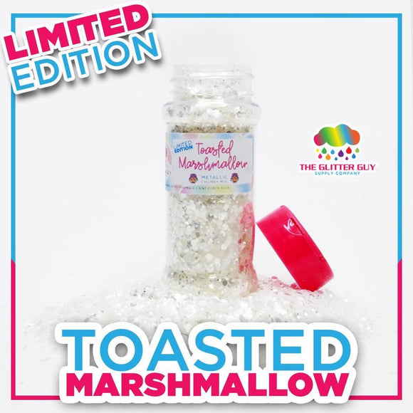 Toasted Marshmallow Glitter Limited Edition