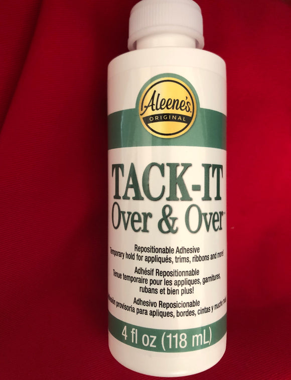 Tack-It Over & Over Glue