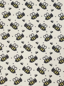 Large Bumblebees Faux Leather