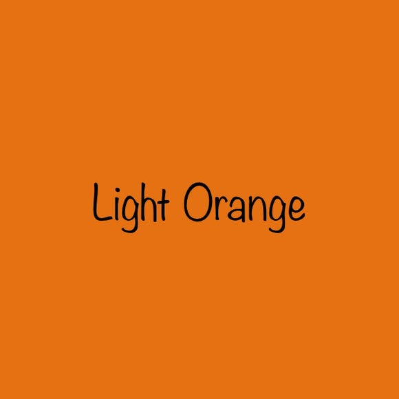Oracal 651 Permanent Vinyl Light Orange