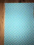 Polka Dots Faux Leather