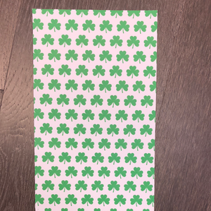 Shamrocks Faux leather