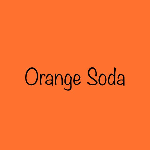 EasyWeed HTV Orange Soda