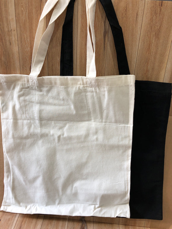 Cotton Tote Bags 3 Oz