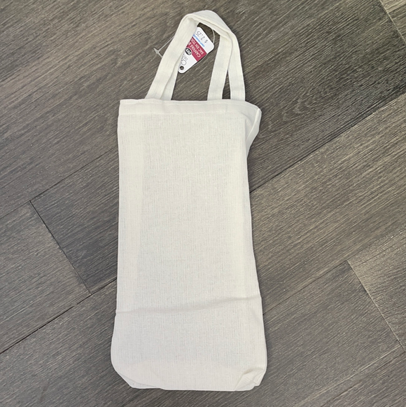 Canvas Wine Bag  7