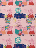 Pippa Pig Family Faux leather