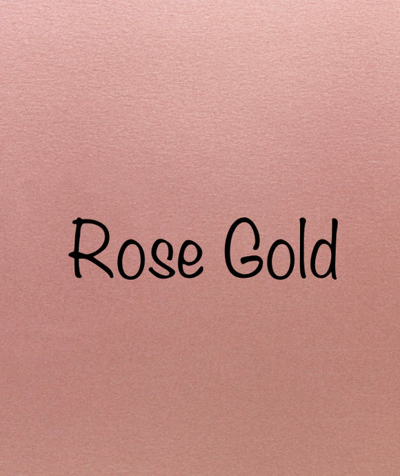 Siser Electric - Rose Gold
