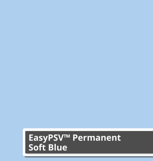 Siser PSV Permanent Vinyl   - Soft Blue