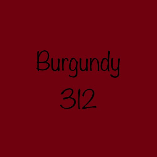 Oracal 651 Permanent Vinyl Burgundy (312)