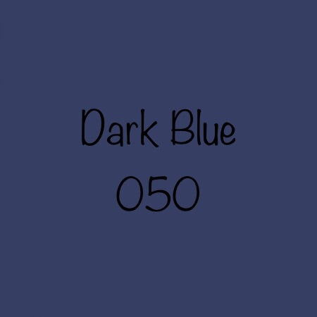 Oracal 631 Removable Adhesive Vinyl Dark Blue (050)