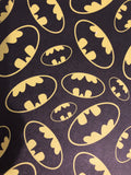 Faux Leather Sheet Batman