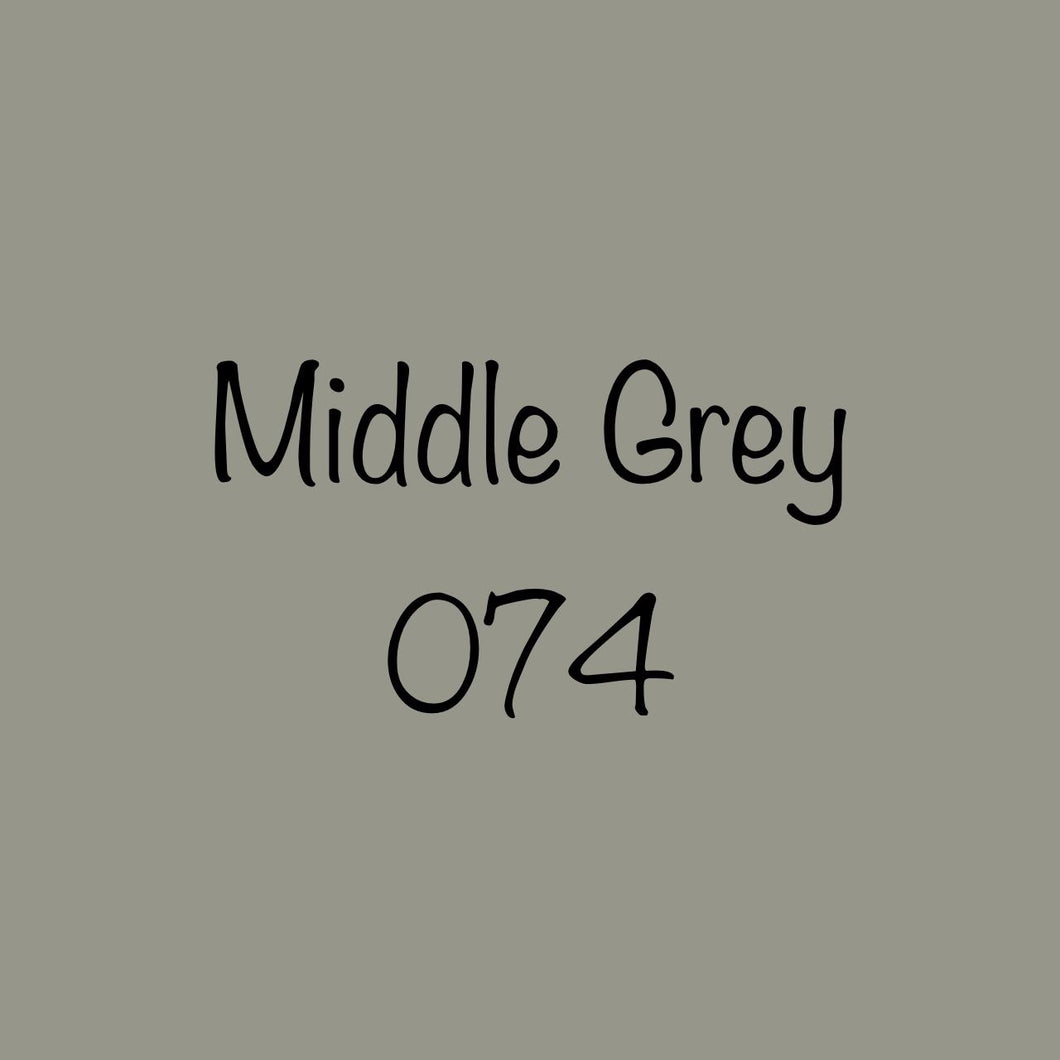 Oracal 651 Permanent Adhesive Vinyl Middle Grey