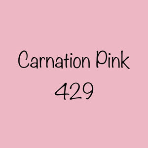 Oracal 631 Removable Adhesive Vinyl Carnation Pink (429)