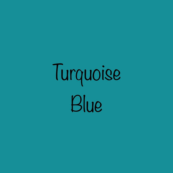Oracal 651 Permanent Vinyl Turquoise Blue (066)