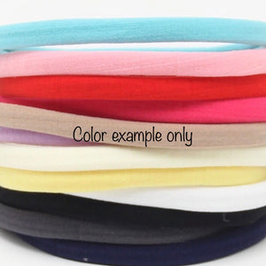 Baby /toddler headbands Spandex Nylon pack of 10