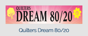 Quilters Dream 80/20 Natural