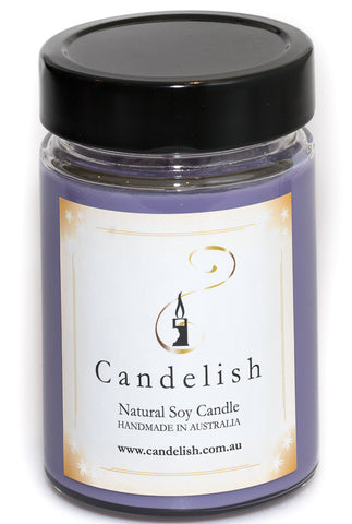 Blackberry & Strawberry Conserve Soy Candle