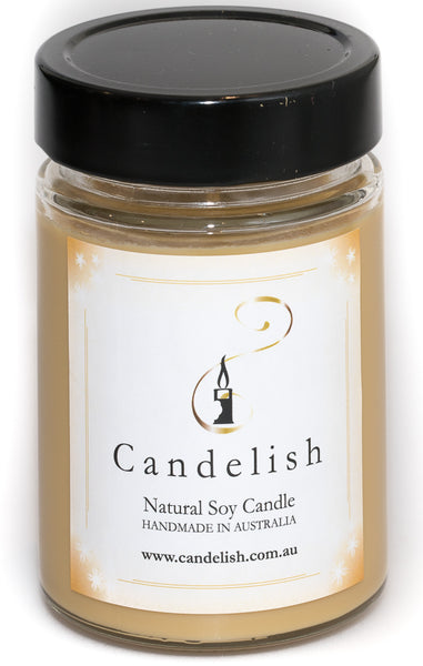 Caramelised Fig Soy Candle
