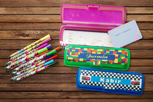 Rectangle Pencil Box