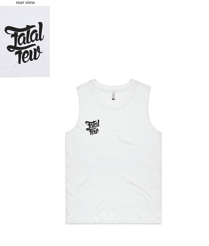 WOMENS Original Singlet (Fatal Few Front/Fatal Few Back)