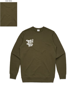 Original Crewneck (Fatal Few Front/Plain Back) - more colours available