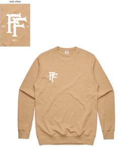 Fatal Fam Crewneck (FF Front/FF Back) - more colours available