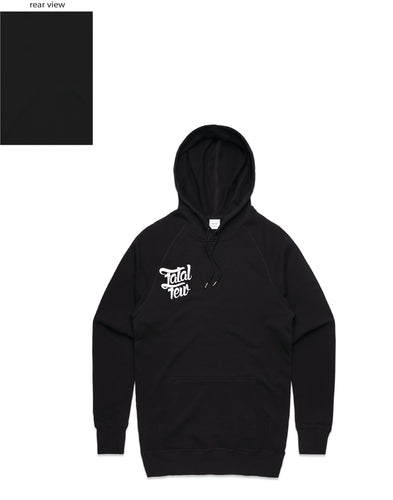 Original Hoodie (Fatal Few Front/Plain Back) - more colours available