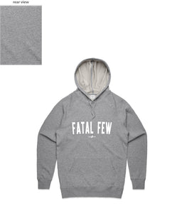 Varsity Hoodie (Fatal Few Front/Plain Back) - more colours available