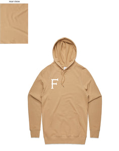 FTLFW Hoodie (F Front/Plain Back) - more colours available