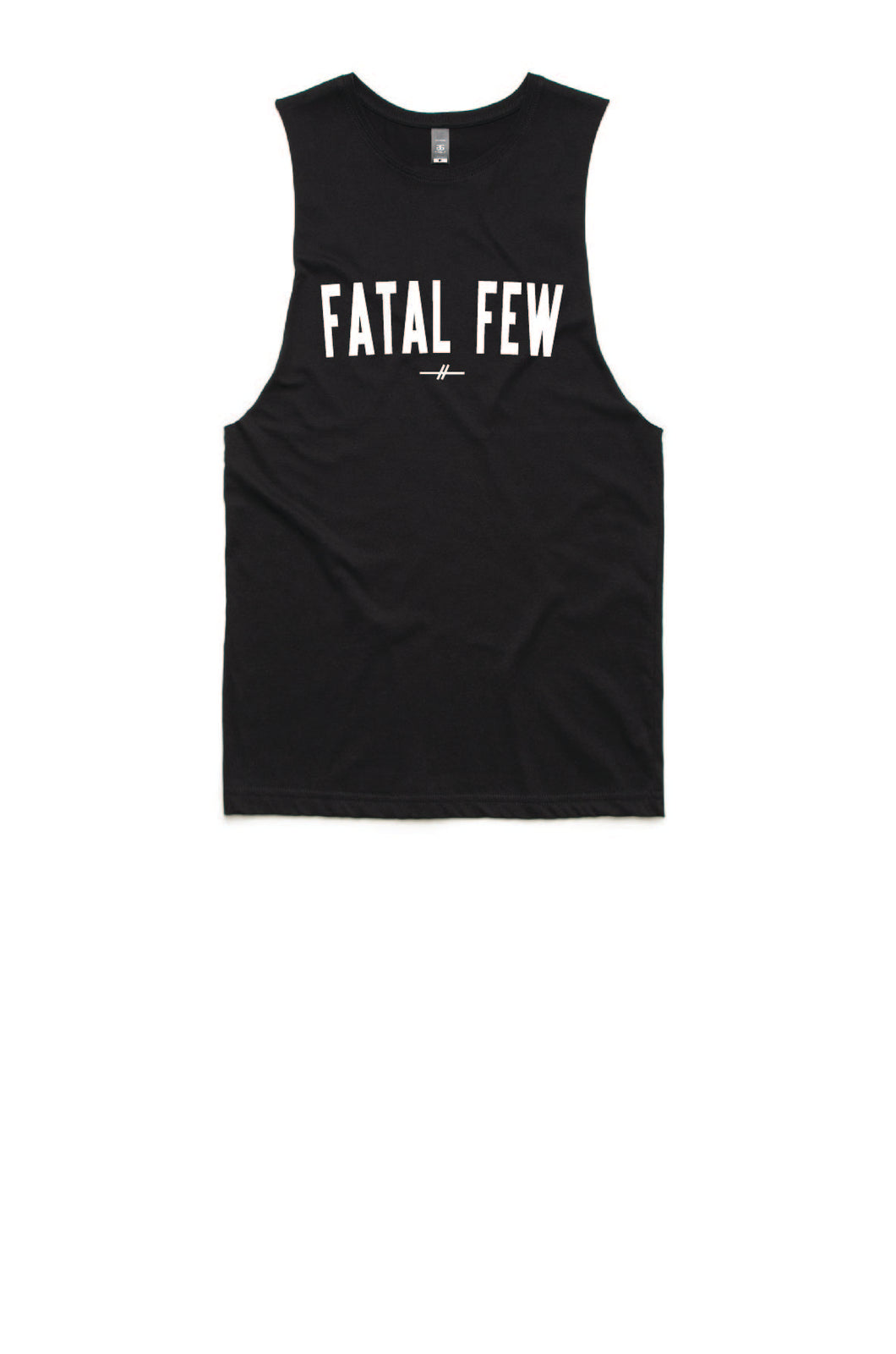 Varsity Singlet (Fatal Few Front/Plain Back) - more colours available