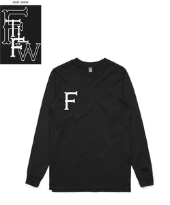 FTLFW Long Sleeve (F Front/FTLFW Back) - more colours available