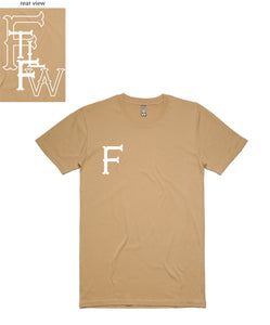 FTLFW Tee (F Front/FTLFW Back) - more colours available