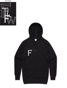 FTLFW Hoodie (F Front/FTLFW Back) - more colours available