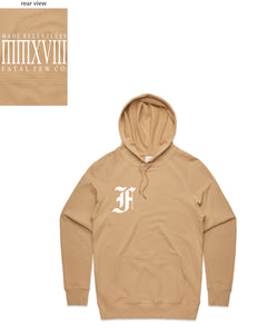 Relentless Hoodie (FF Front/Relentless Back) - more colours available