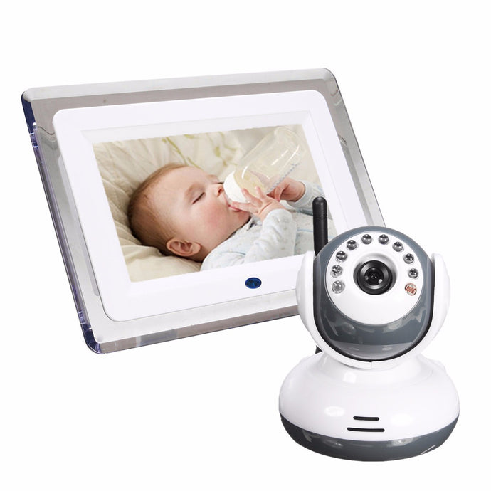 Baby Monitor Wireless Camera Audio Talk Video Night Vision Security Camera